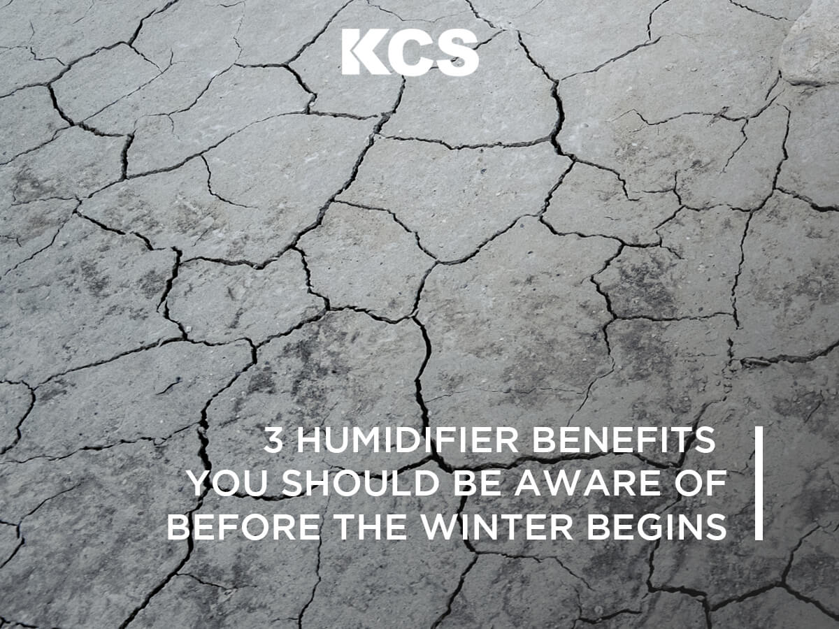 Benefits for using humidifiers before winter