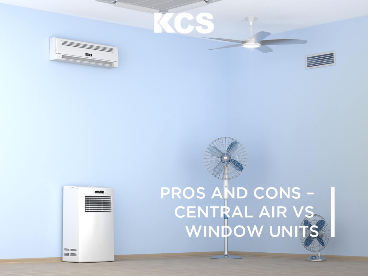 Pro and Cons of AC Window Units