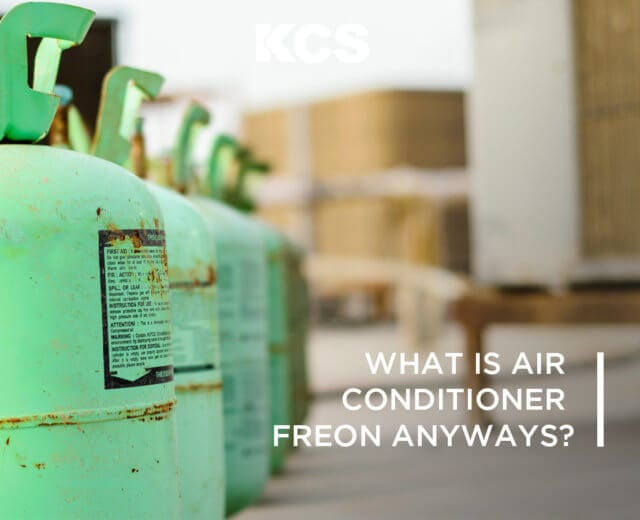 Air Conditioner Freon and how it's used in AC Units