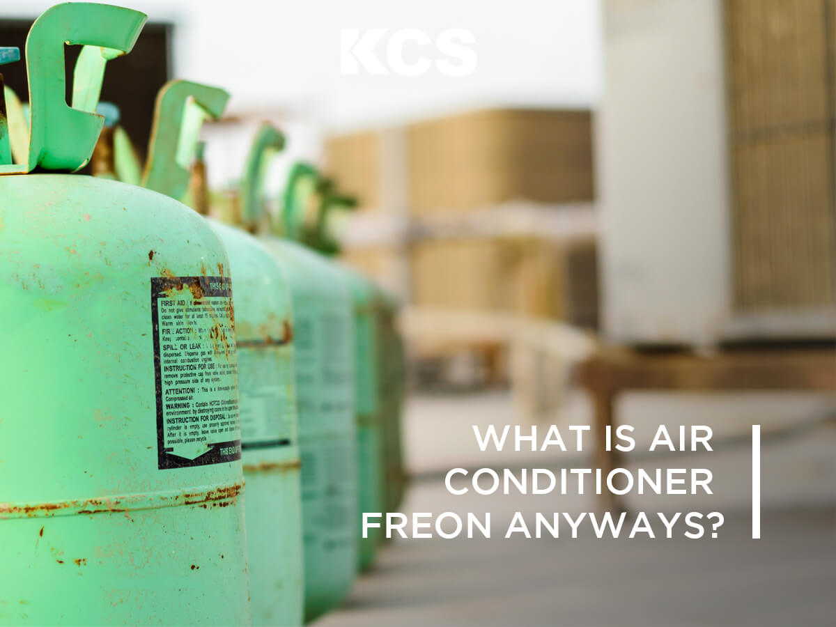 How Much Is Freon >> What Is Air Conditioner Freon Anyways Kcs Heating And Air